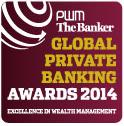 Global Private Banking Awards Logo 2014