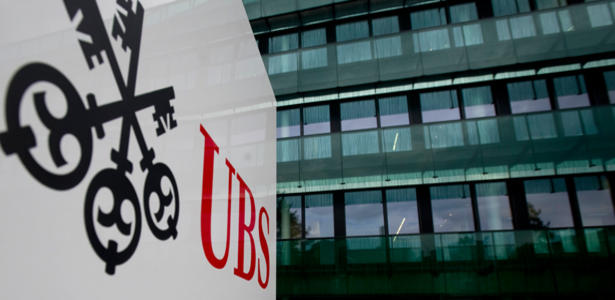 UBS logo - Getty
